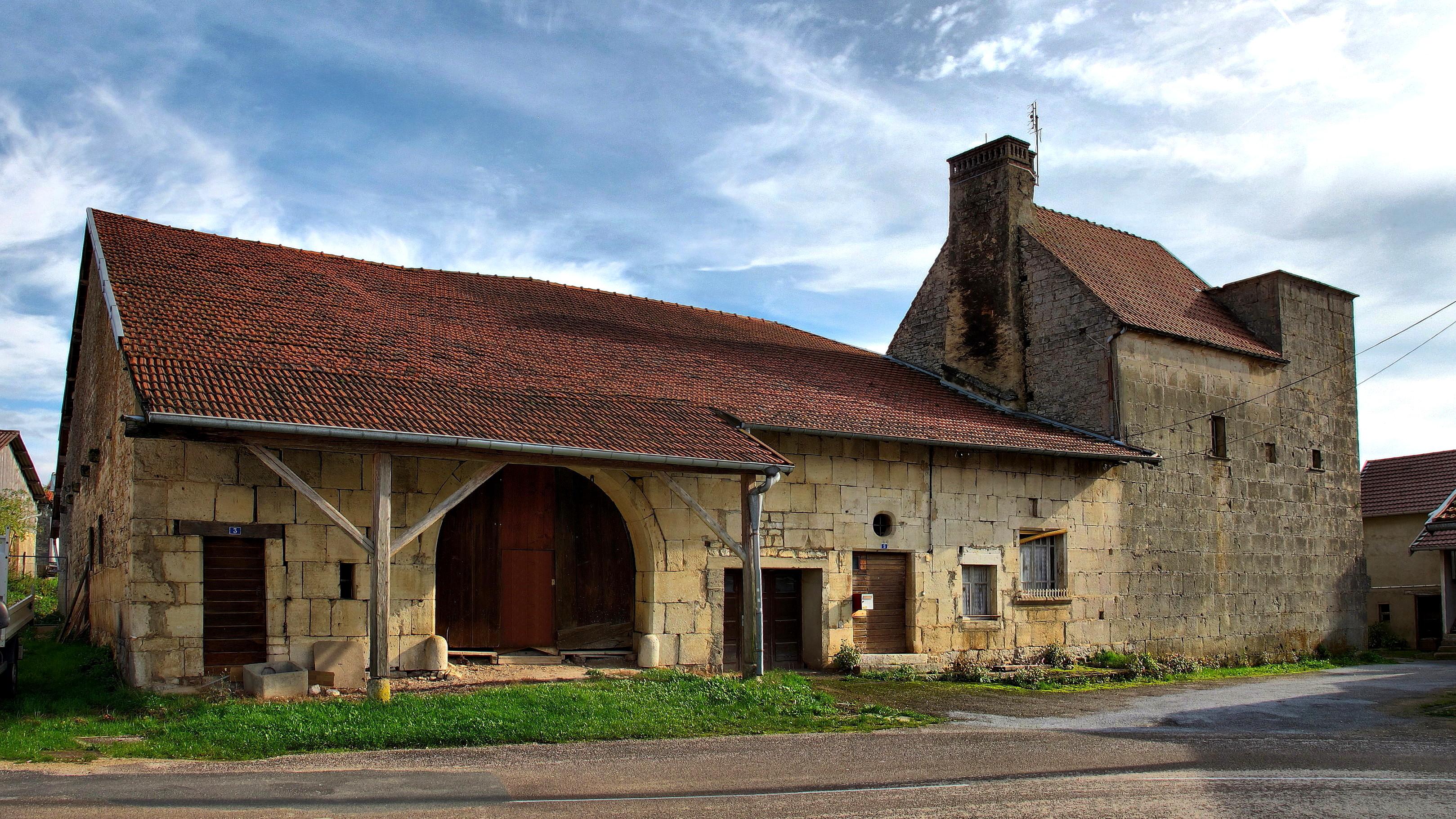 Liste des monuments historiques du doubs wikiwand for Ancienne maison des gardes lourmarin france