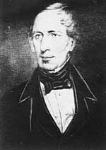 Charles Sturt, the first European to follow the Murrumbidgee River downstream to the Murray.