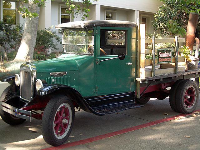 Citrus Truck