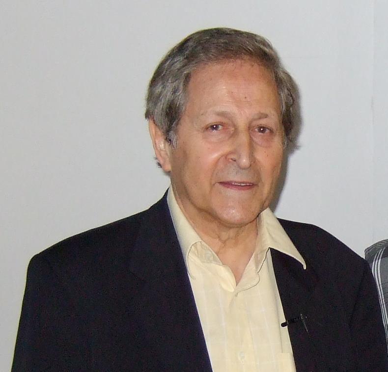 Cohen-Tannoudji in 2007