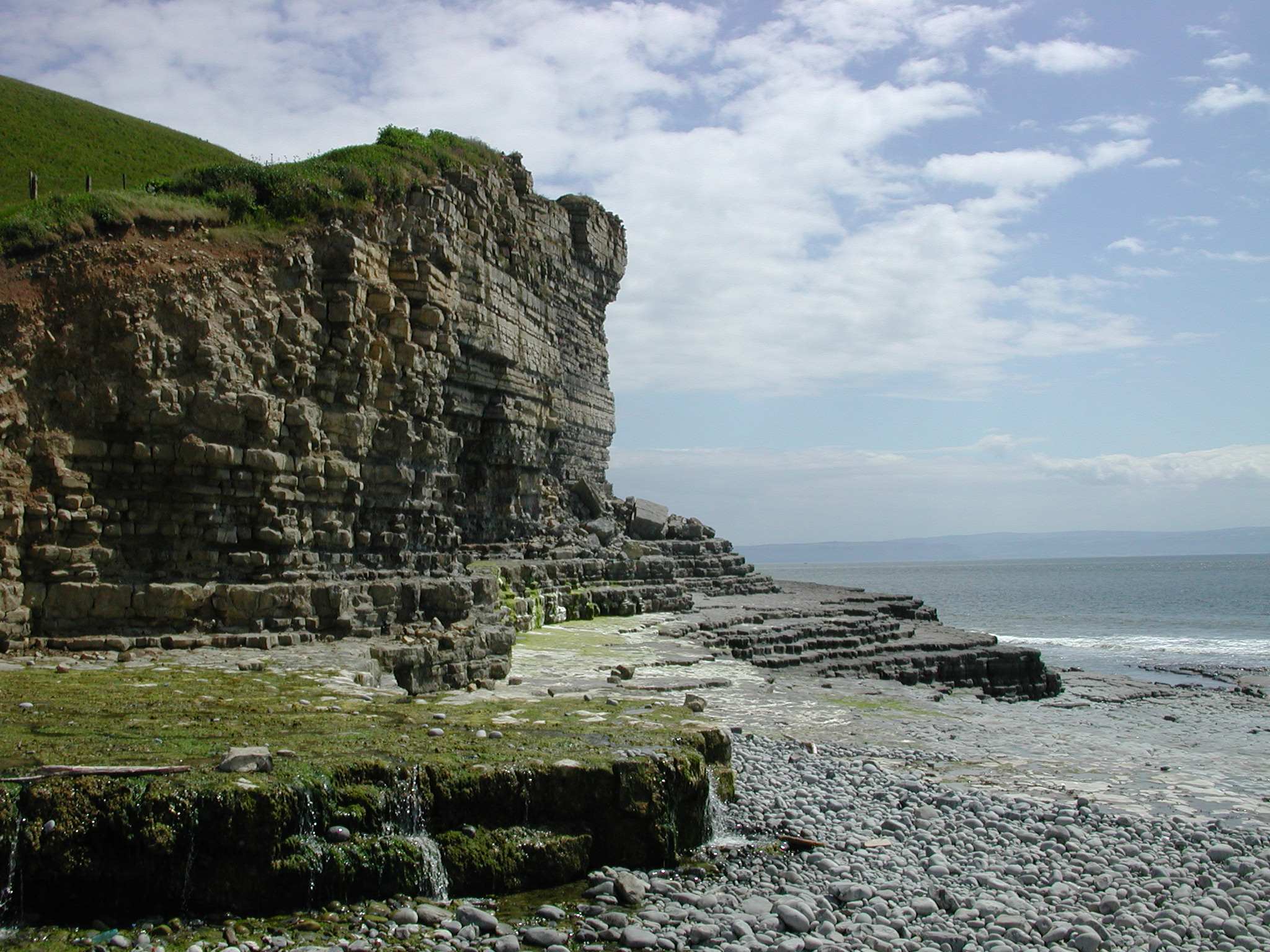 File:Cliff Face West Wales.jpg - Wikimedia Commons
