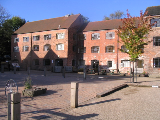 File:Coalport Youth Hostel - geograph.org.uk - 571061.jpg