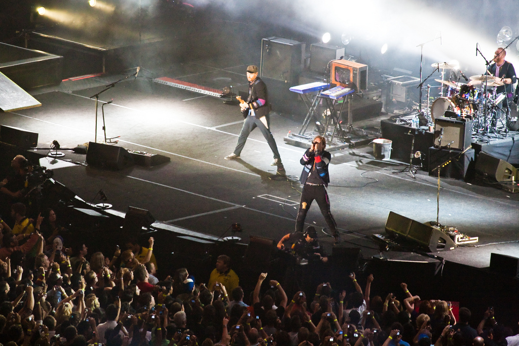 coldplay concert descriptive essay Free essay on a rock concert available totally free at echeatcom, the largest free essay community.