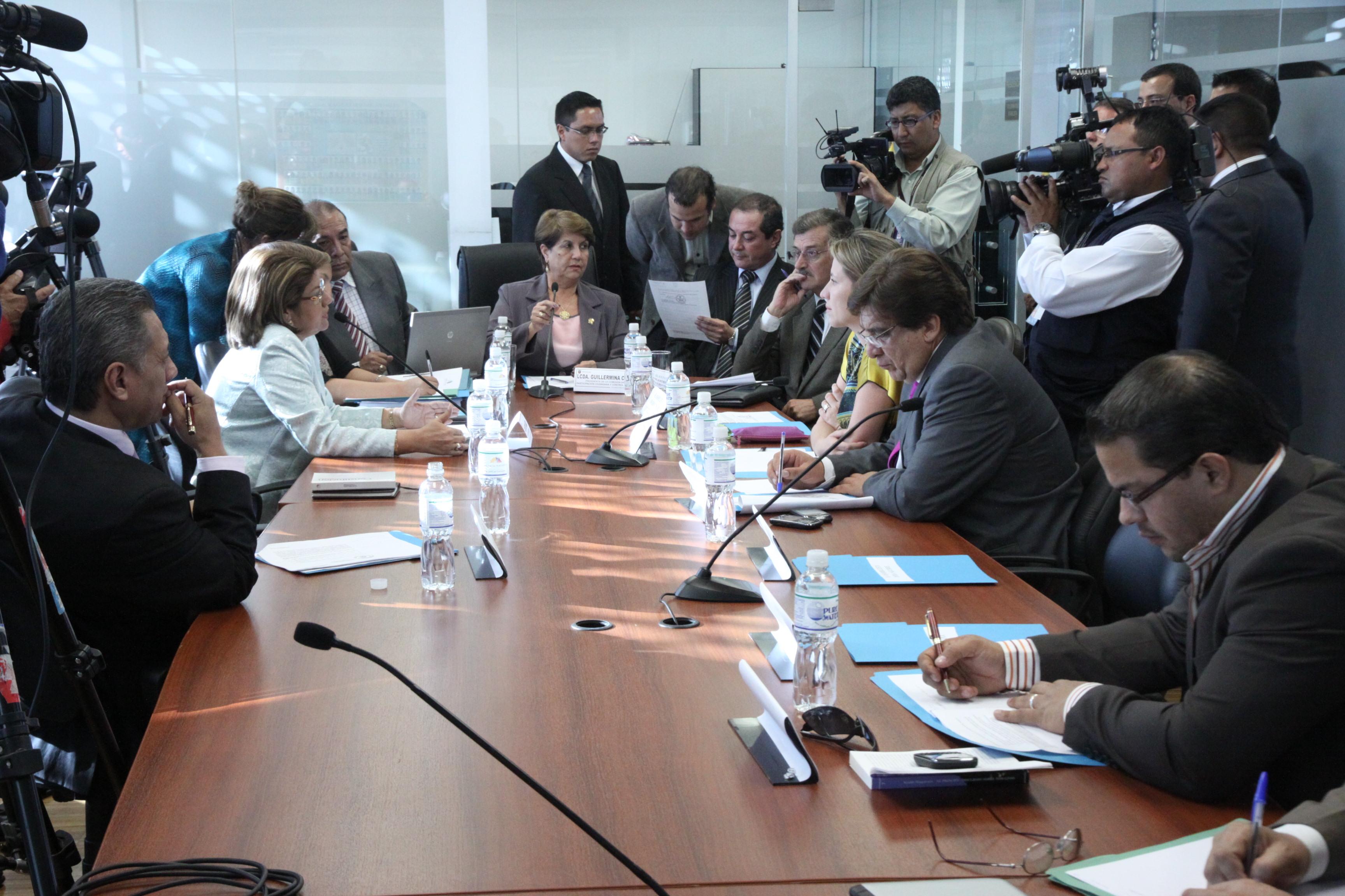 Participación Ciudadana y Control Social recibe al Ministro de Recursos no Renovables Wilsón Pastor (6262136334).jpg Español: Foto: Hugo Ortiz Ron / Asamblea