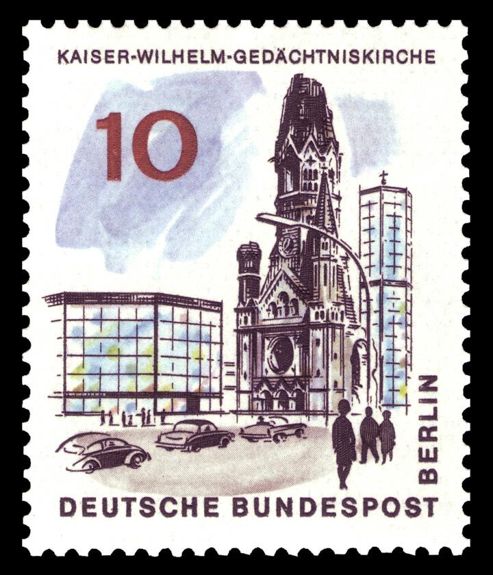 Briefmarken Jahrgang 1965 Der Deutschen Bundespost Berlin Wikiwand