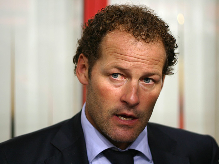 Il 57-anni, 176 cm alto Danny Blind in 2018 photo