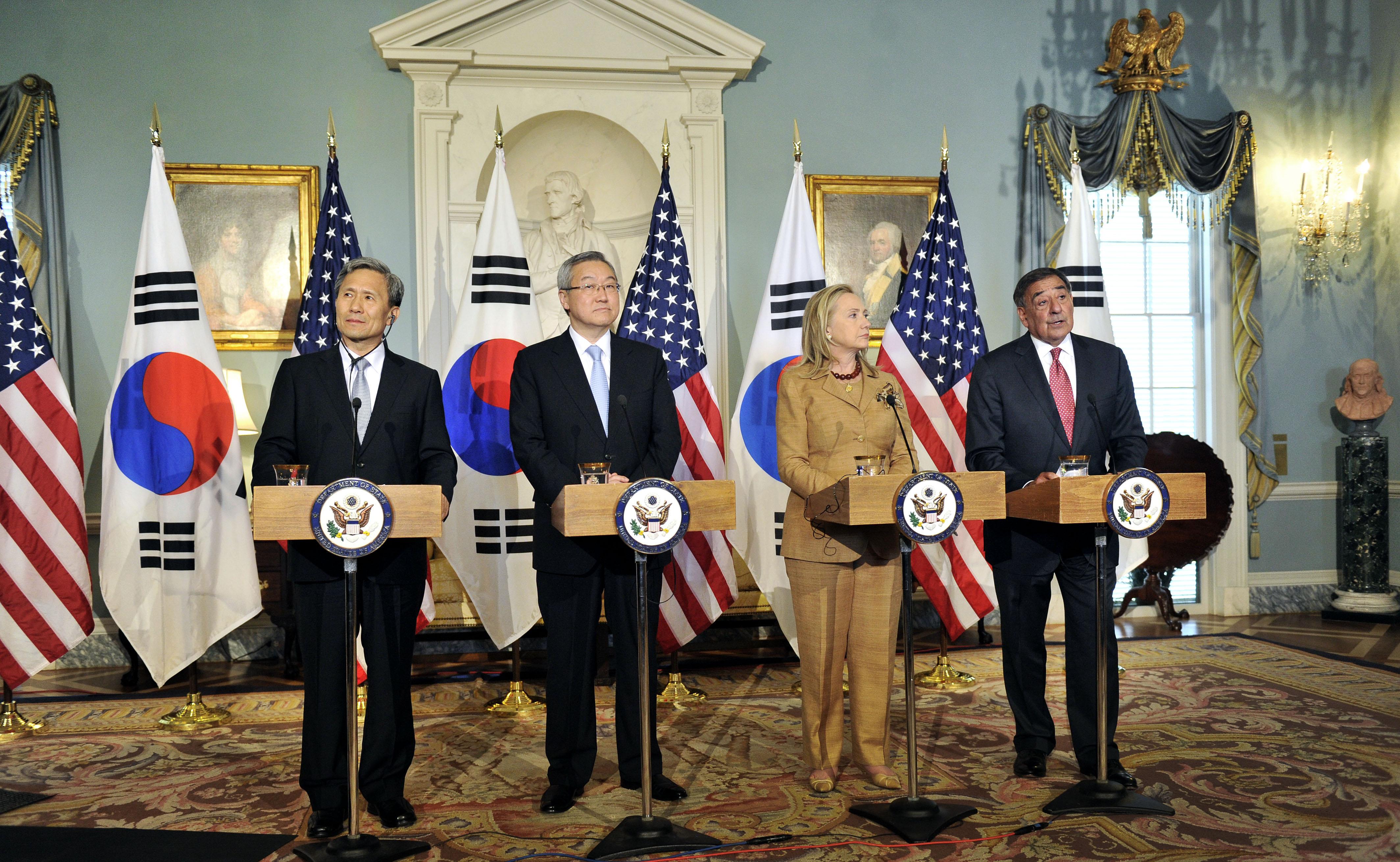 south korea allies 2018
