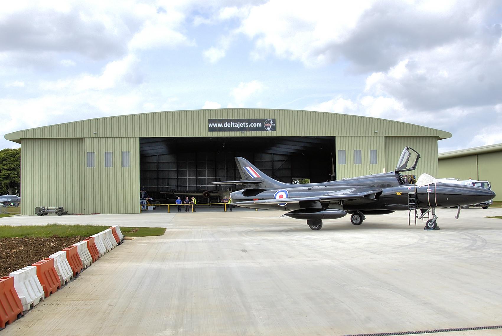Delta Aircraft Hangar