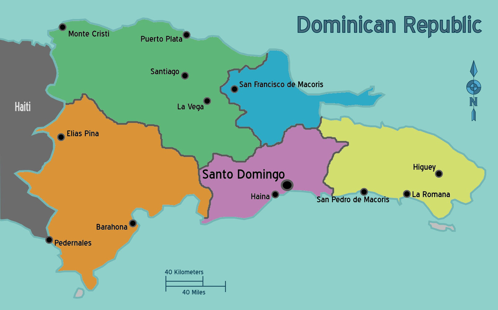 File:Dominican Republic Regions map.jpg - Wikimedia Commons