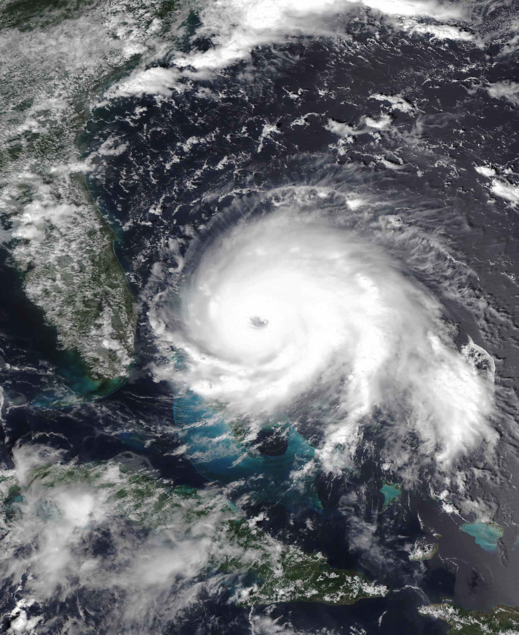 Hurricane Dorian - Wikipedia