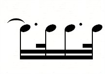 Dotted Rhythm by semiquavers tied.jpg