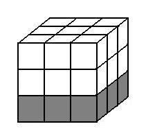 Down layer of a Rubik's Cube.jpg