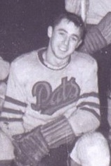 Dunc Fisher Canadian ice hockey player