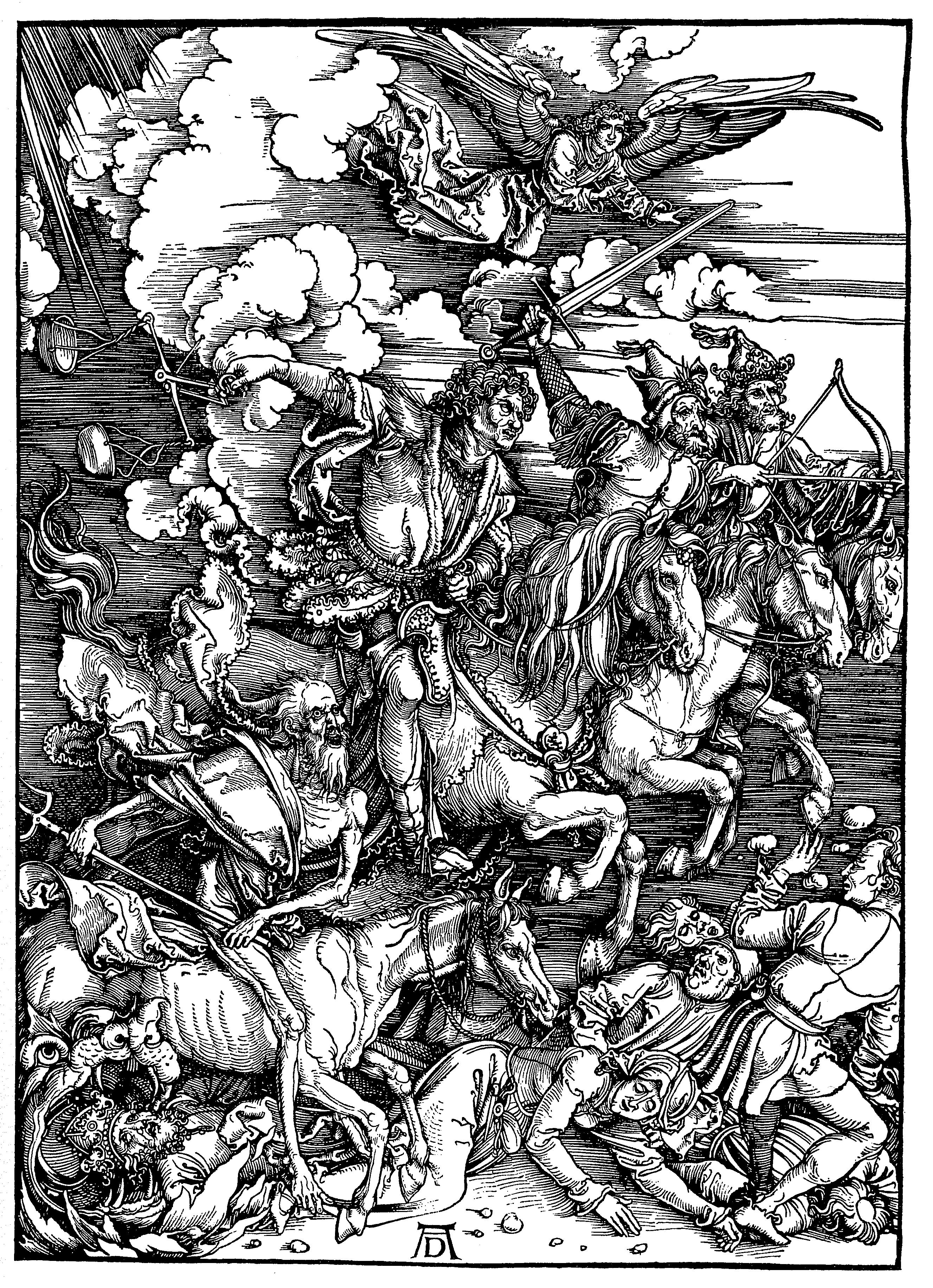 I quattro cavalieri dell'Apocalisse (Dürer)
