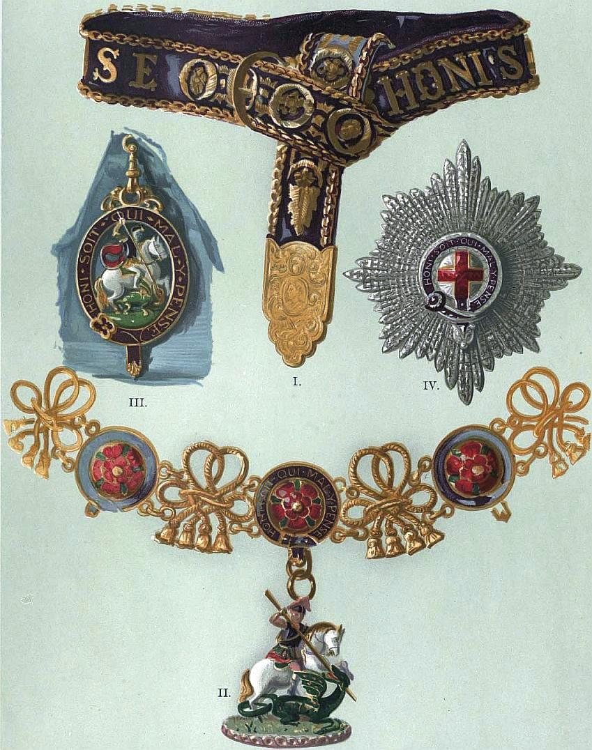 EB1911 - Knighthood - Plate I. - Order of the Garter.jpg