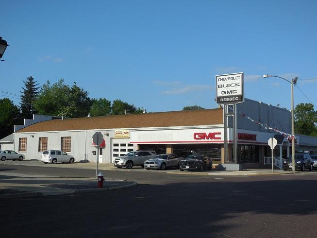 File East Front Street El Paso Illinois Rebbec