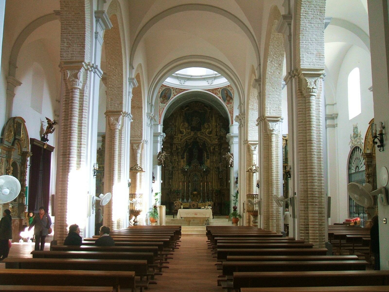 Opiniones de Iglesia de San Gil (Sevilla)