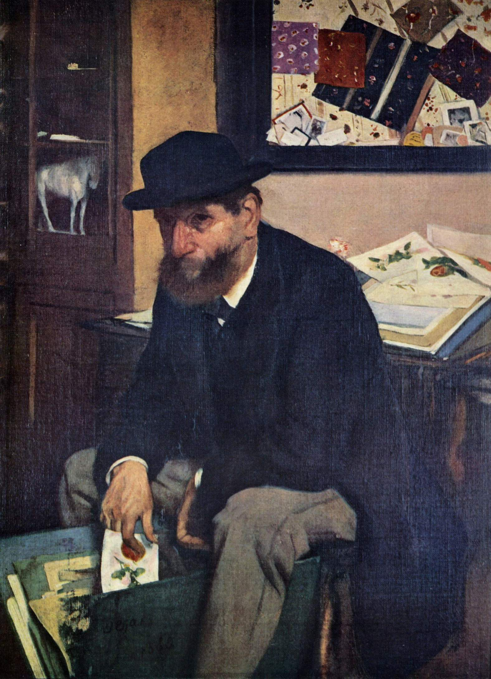 11 things to know about Edgar Degas