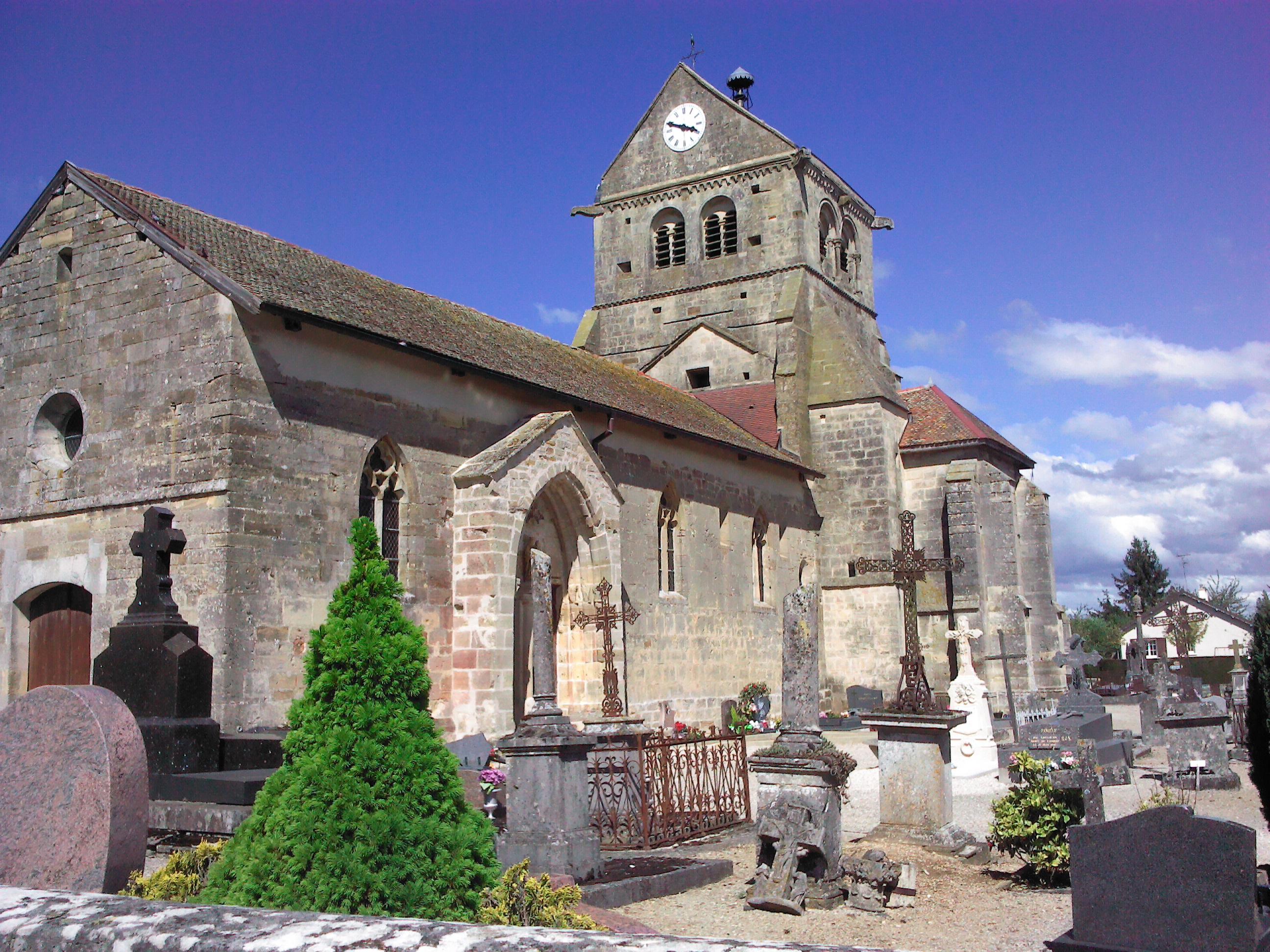 Saint-Vrain, Marne