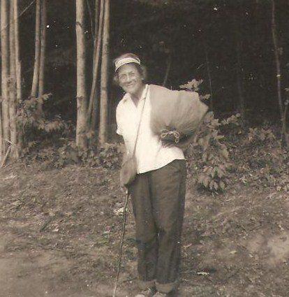 Image result for grandma gatewood