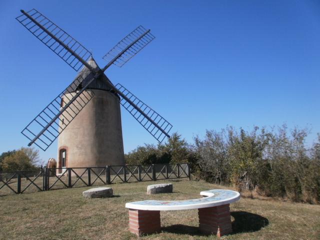 Moulin à vent de Vignasse