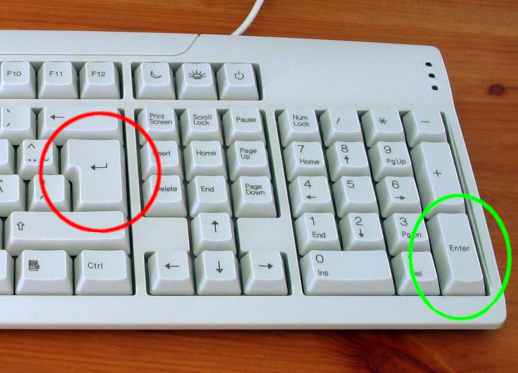 Где находится на клавиатуре контрол