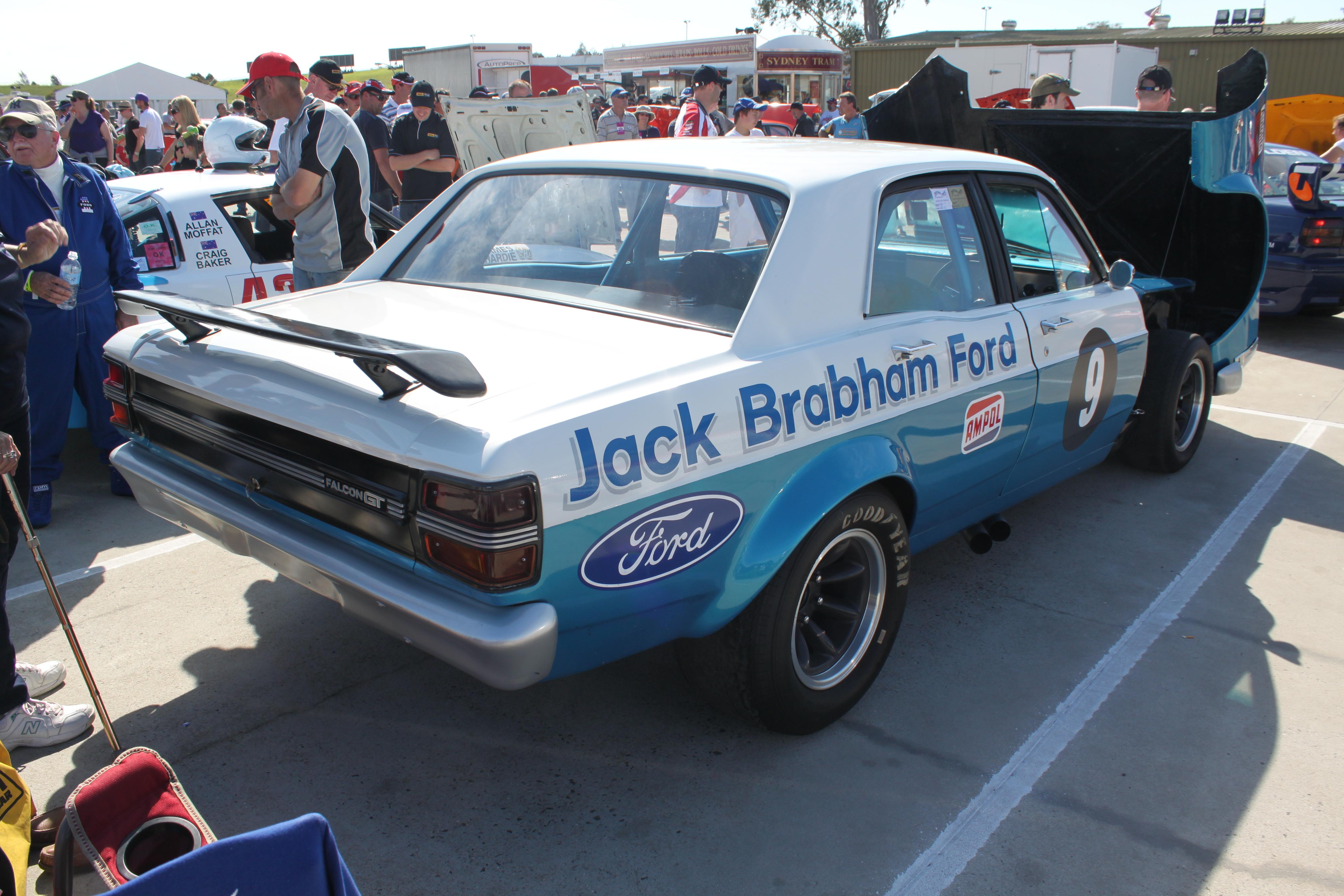 File Falcon Gt Jack Brabham Sports Sedan Jpg