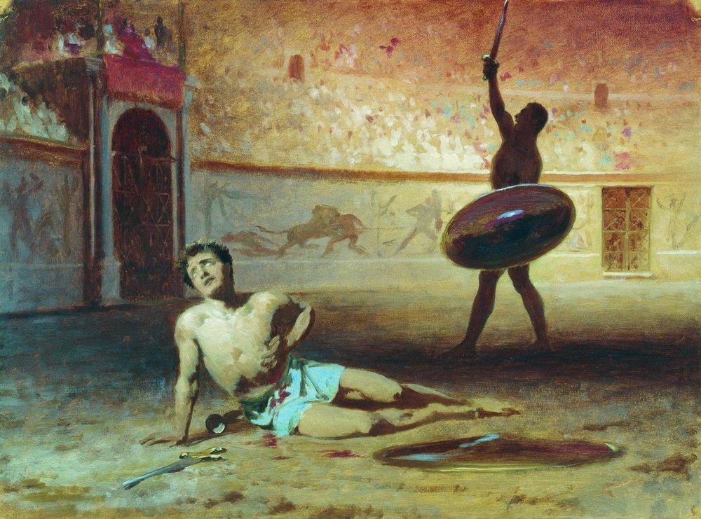 Gladiateur mourrant