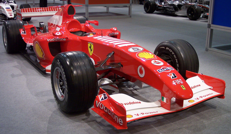 Ferrari F1 Picture