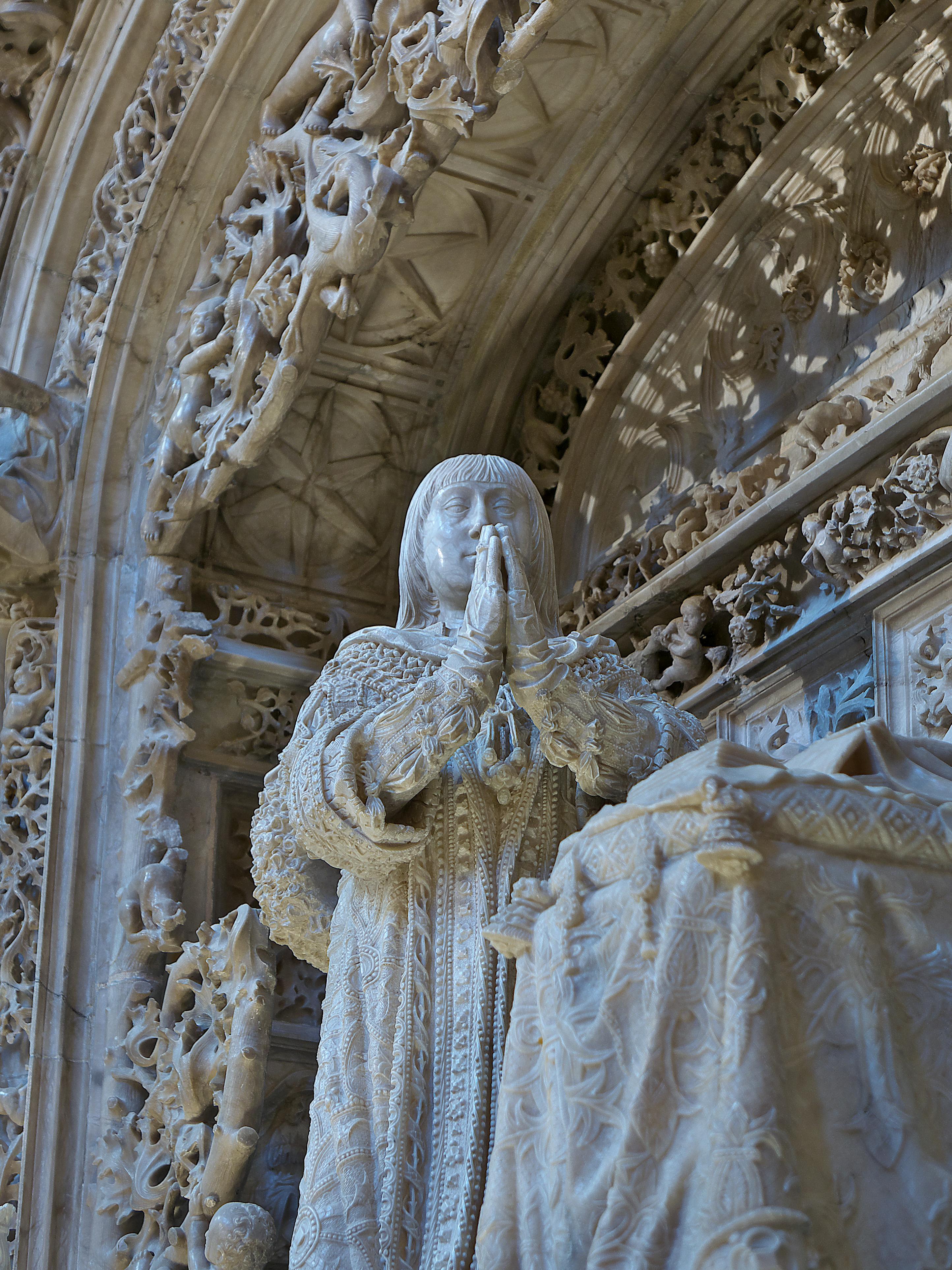 File:Figura orante del infante Alfonso de Castilla (Cartuja de ...