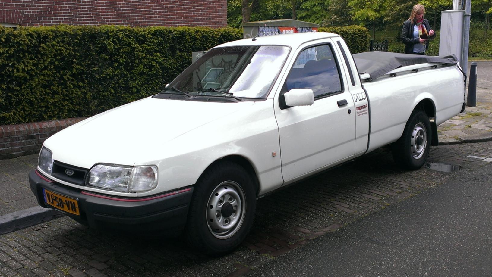 Ford P100 Wikipedia
