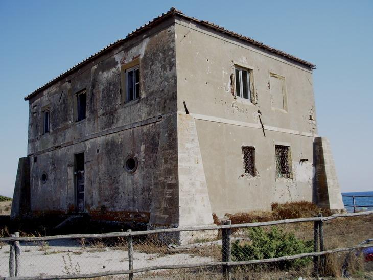 Forte di Macchiatonda Capalbio