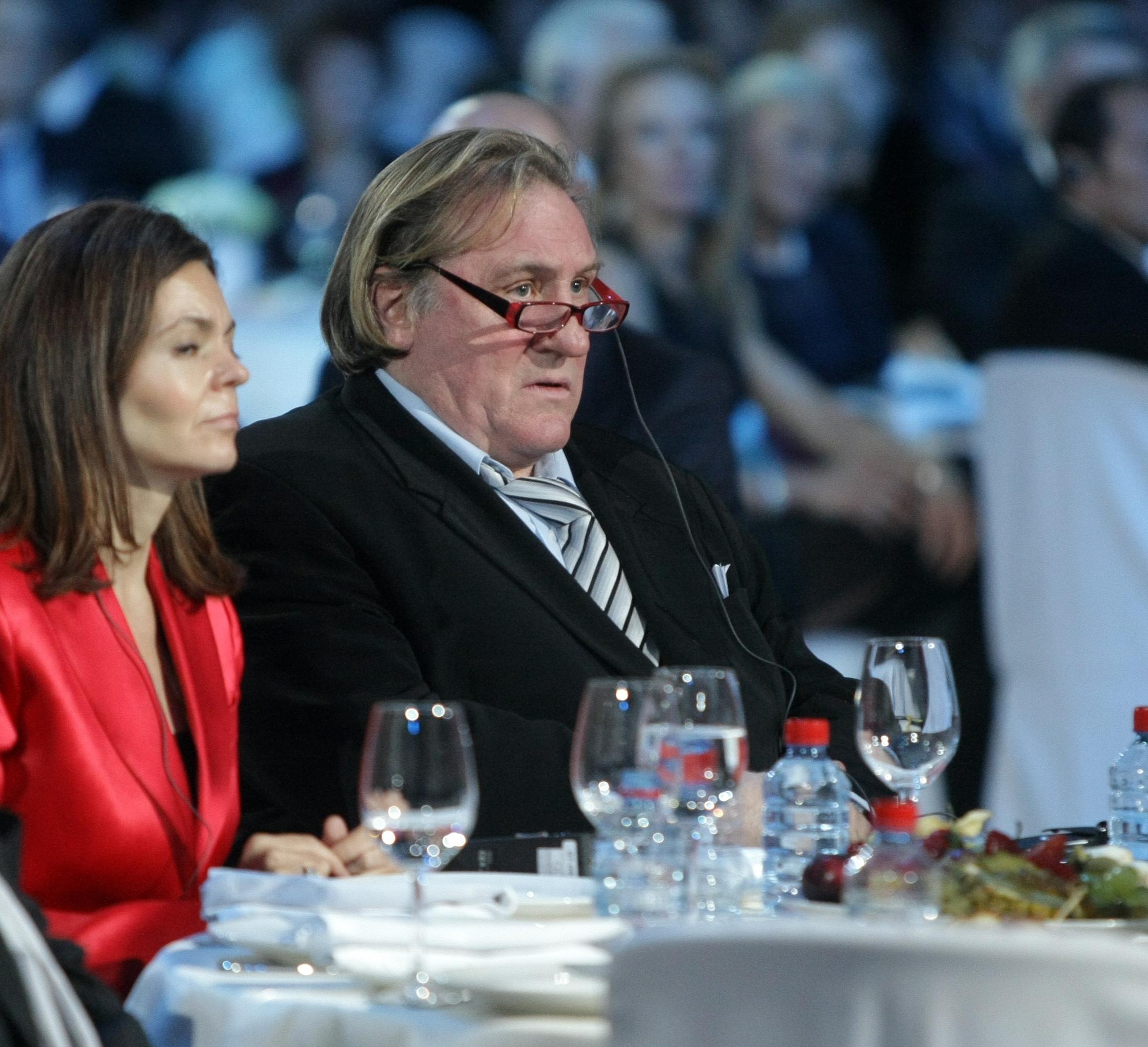 Gérard Depardieu,charme,faszinierend,schwierig,competence call center,nachdenken,eröffnung,faktor,meinung