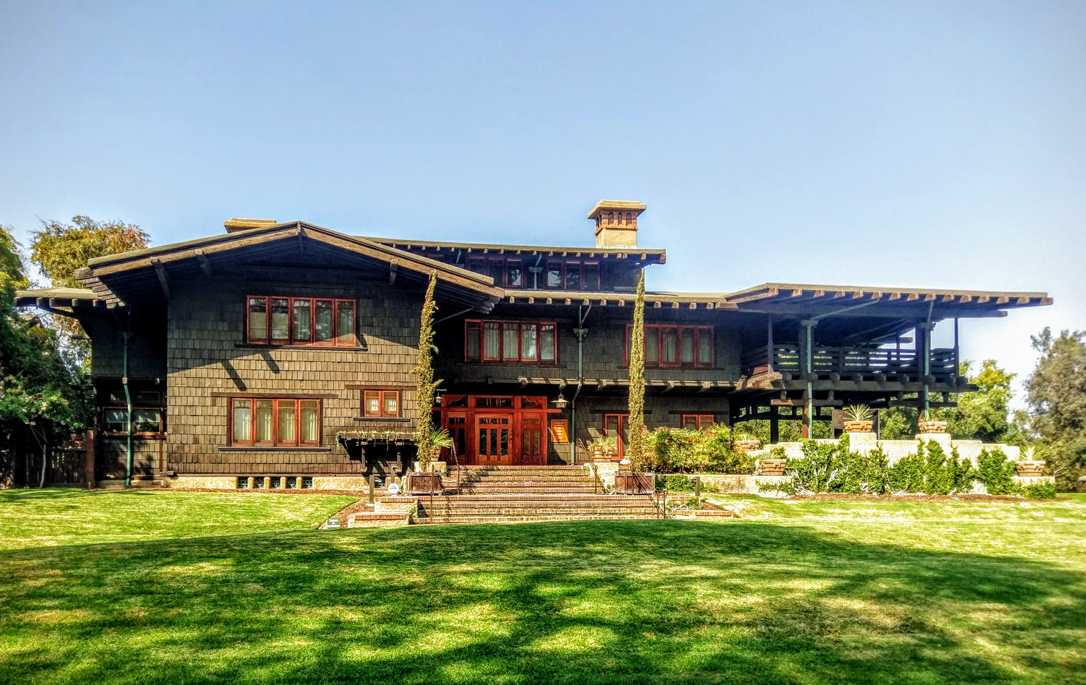 Gamble House Pasadena California Wikipedia
