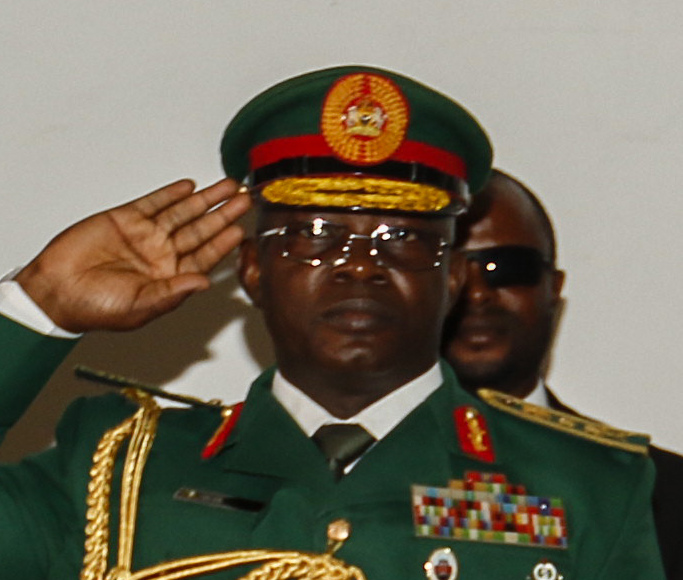 Gen. Abayomi Gabriel Olonisakin, from African Land Force Summit2018 with Nigerian CoD (cropped).jpg