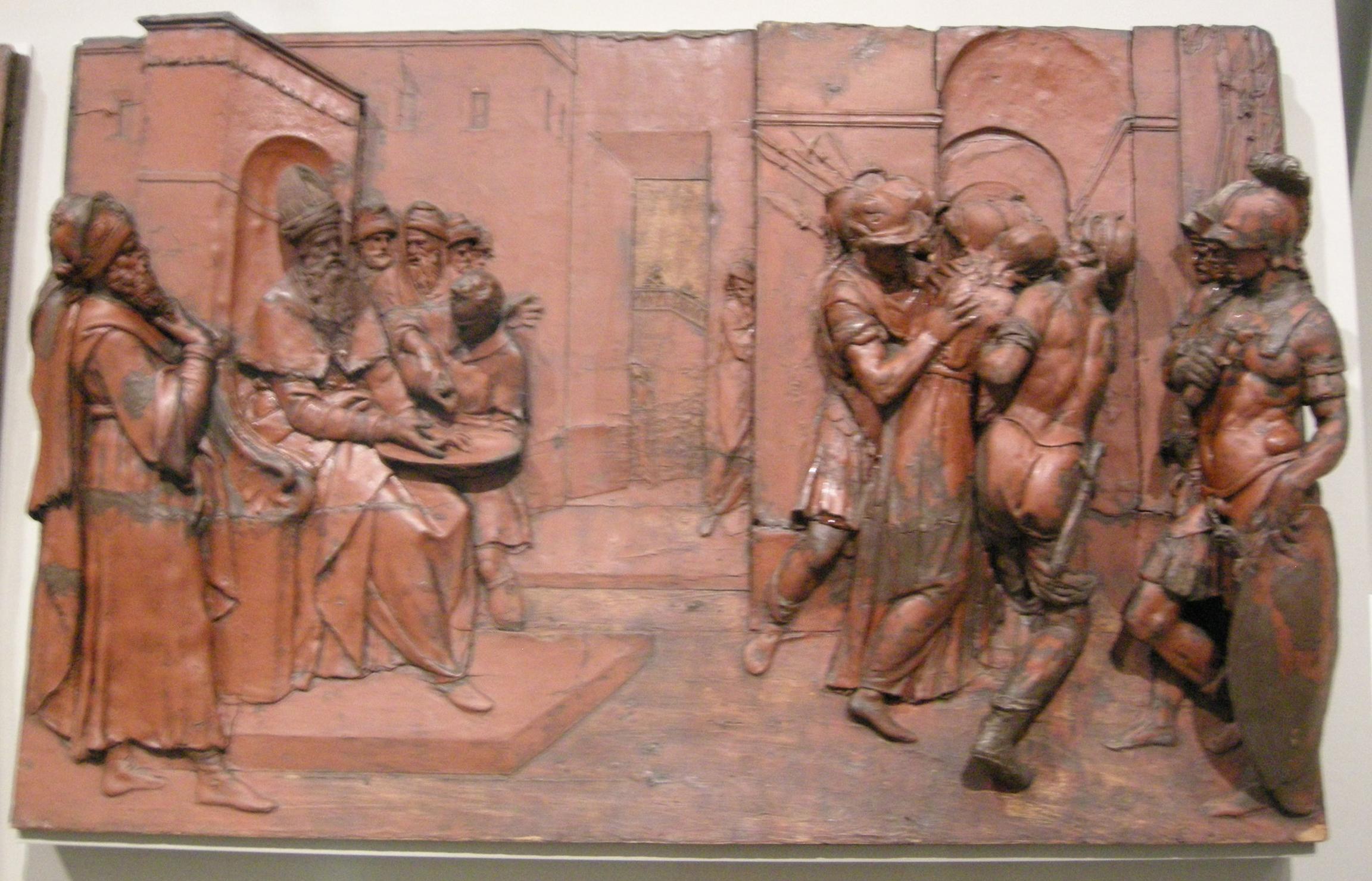 File:Giambologna, rilievi per la cappella grimaldi, 1579, 03.JPG