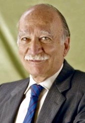 Giorgio Almirante, leader of the Italian Social Movement from 1969 to 1987 Giorgio Almirante crop.jpg