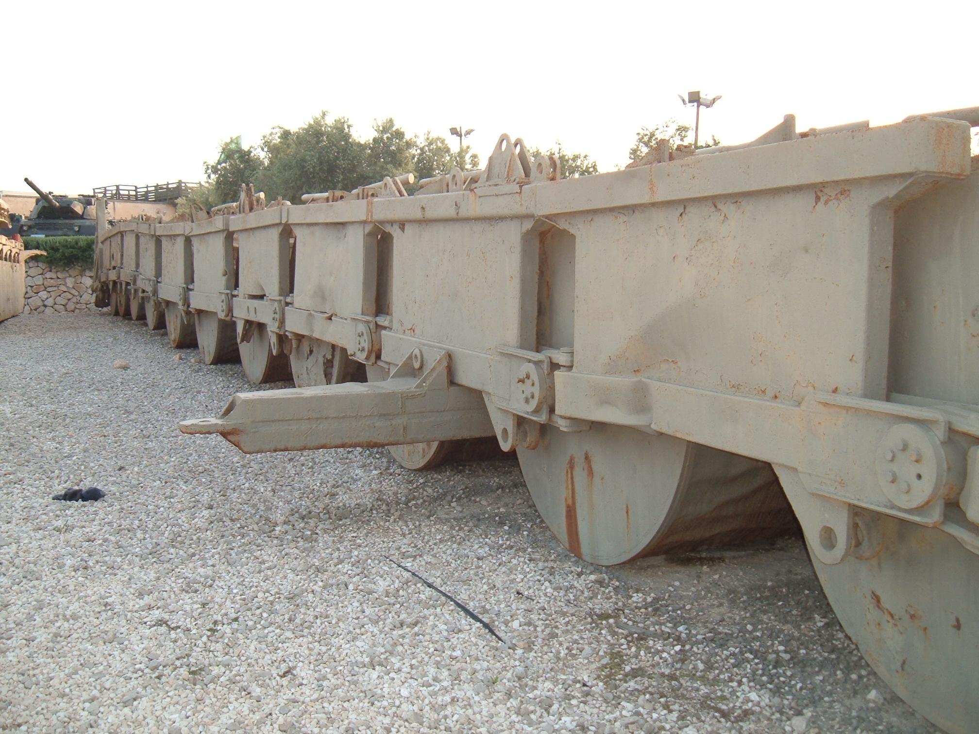 Military bridges الجسور العسكريه