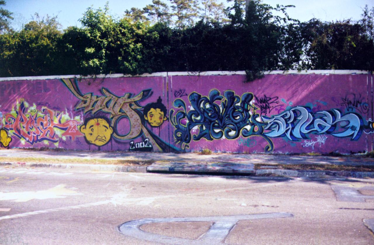 Graffiti wall pictures - File Gnv Lg Graffiti Wall 1 Jpg