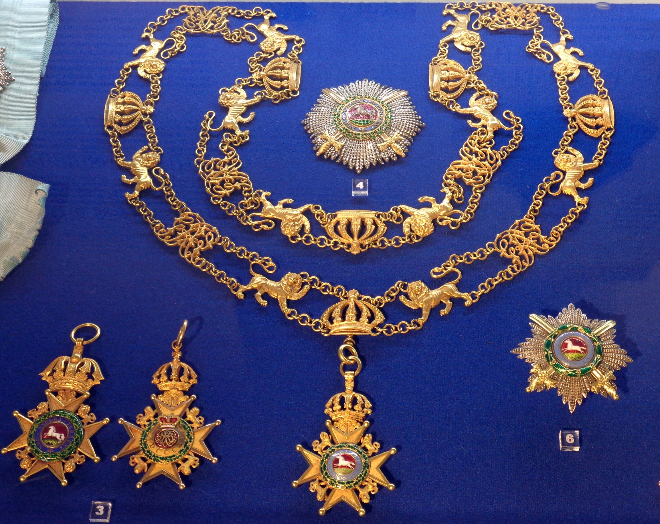 Image result for Royal Guelphic Order