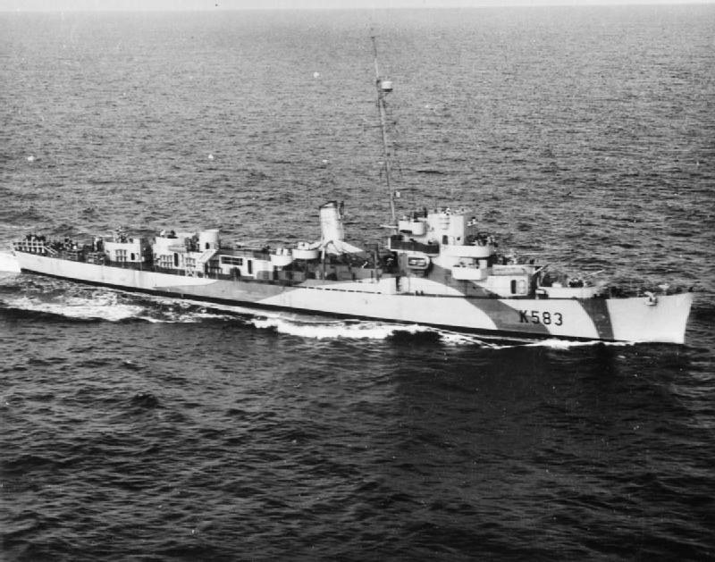 HMS Hotham (K583)