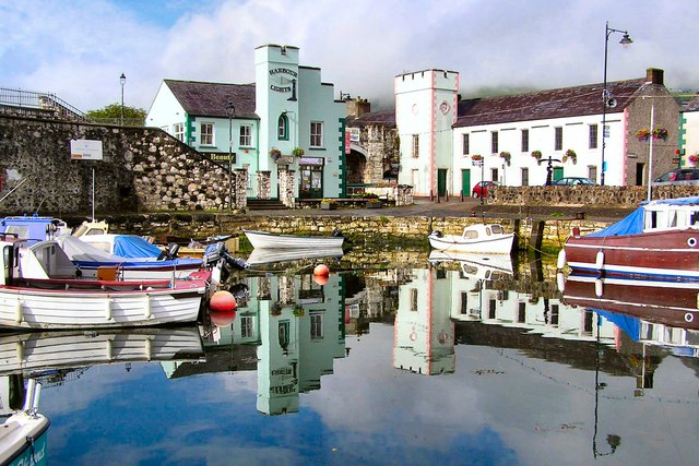 File:Harbour reflections - geograph.org.uk - 1012839.jpg