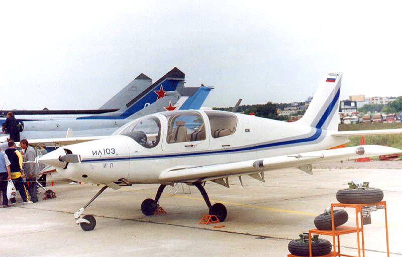 Ilyushin Il-103 - Wikipedia