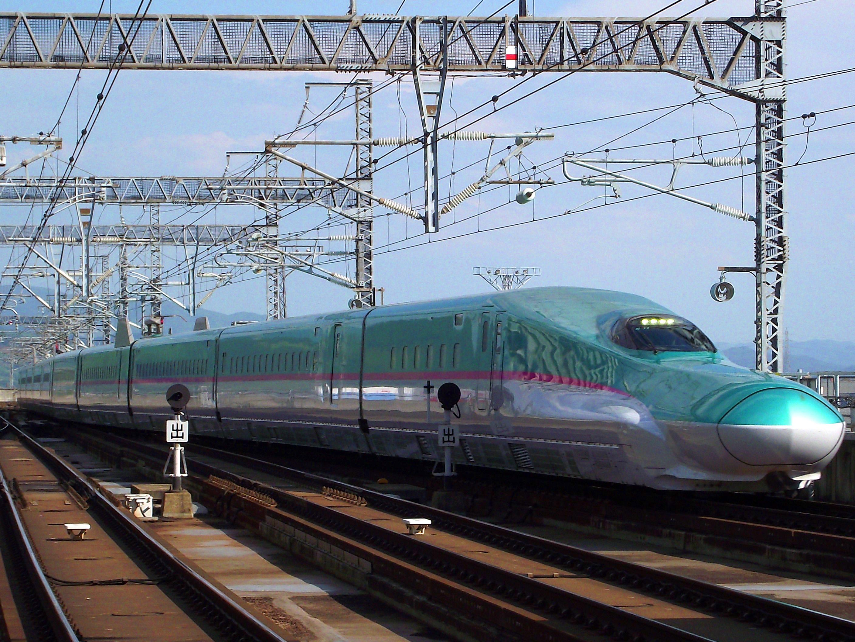 ファイル:JR東日本E5系新幹線電車.JPG - Wikipedia : E5系新幹線はやぶさ画像まとめ - NAVER まとめ