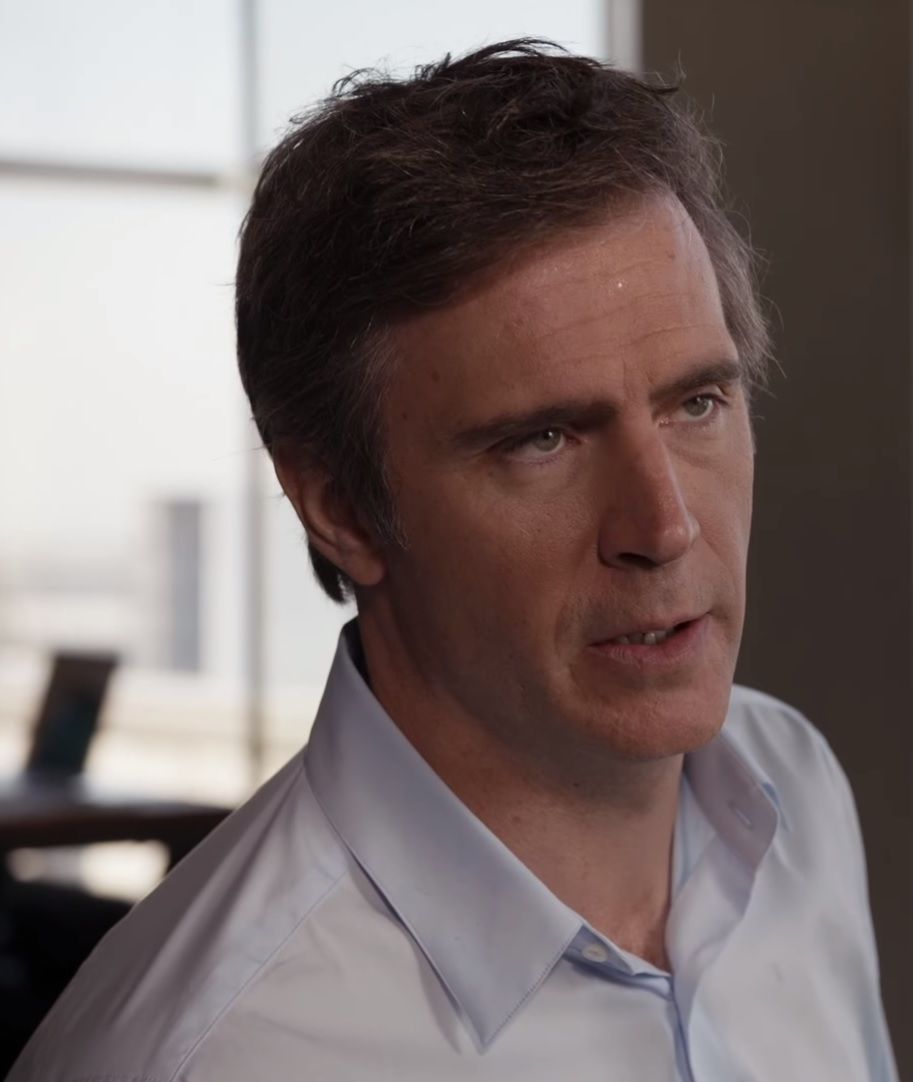 Jack Davenport in ''[[White Famous]]'' in 2017