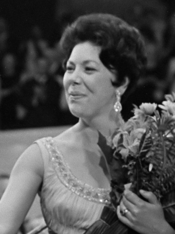 Janet Baker in 1967