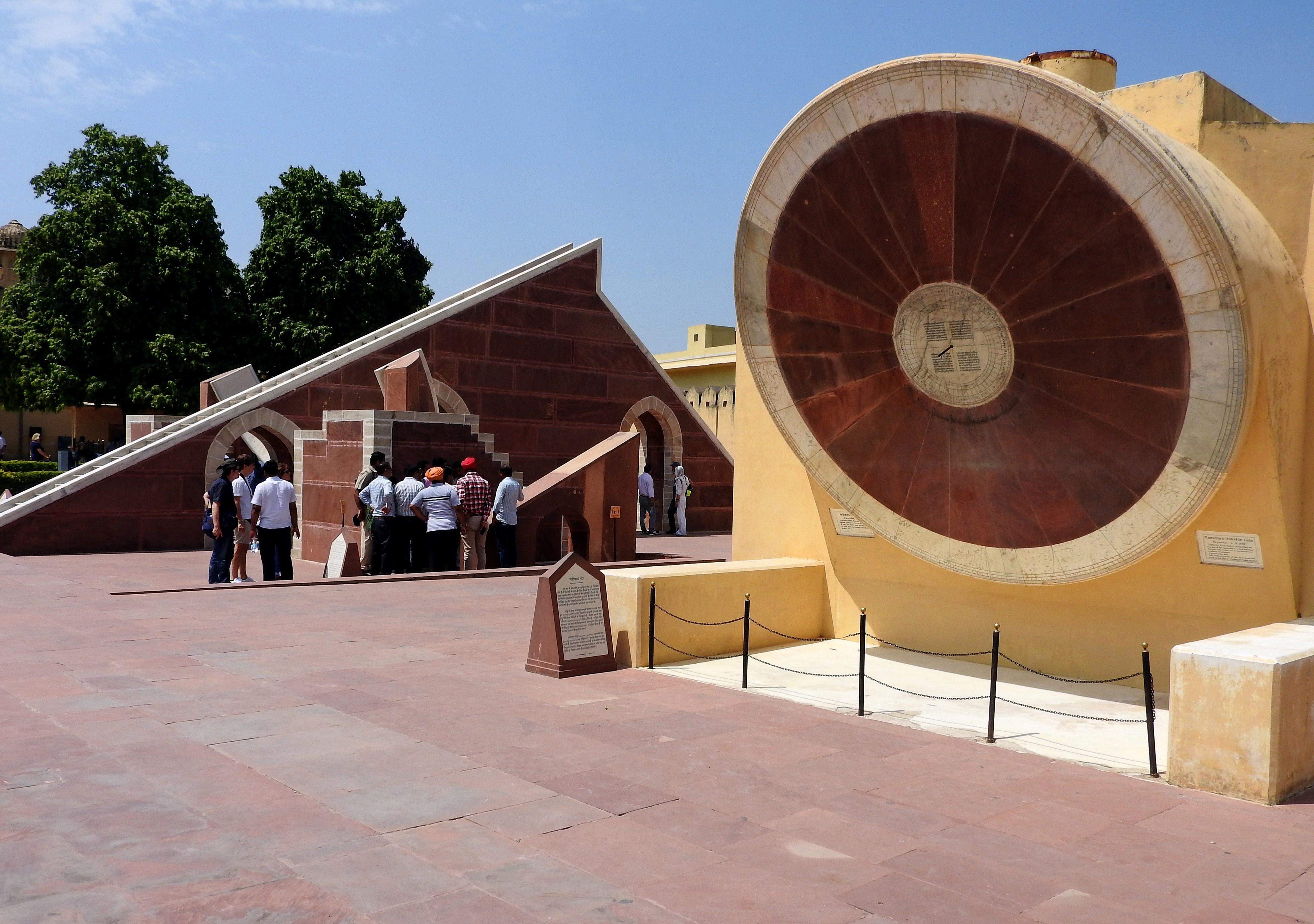 Image result for history of jantar mantar jaipur