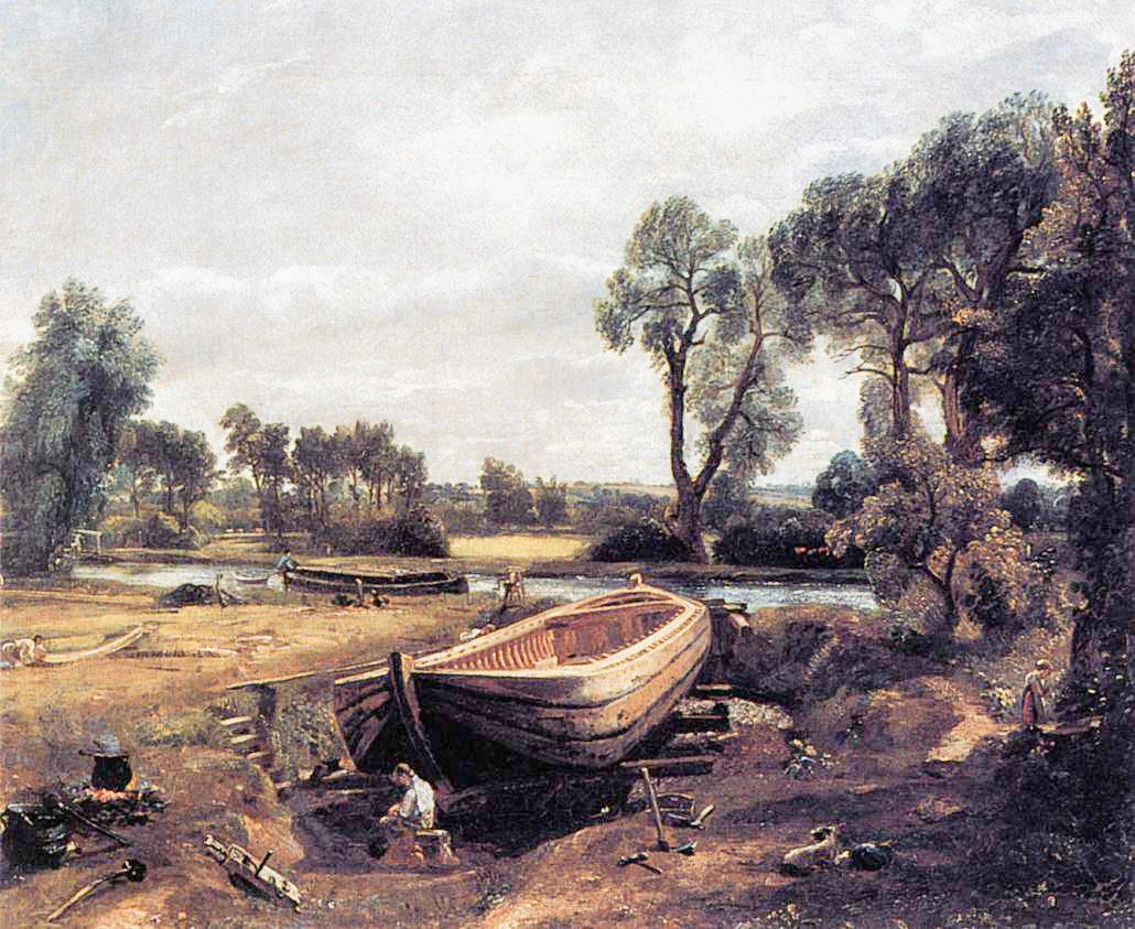 File:John Constable - Boat-building near Flatford Mill - WGA5182.jpg ...