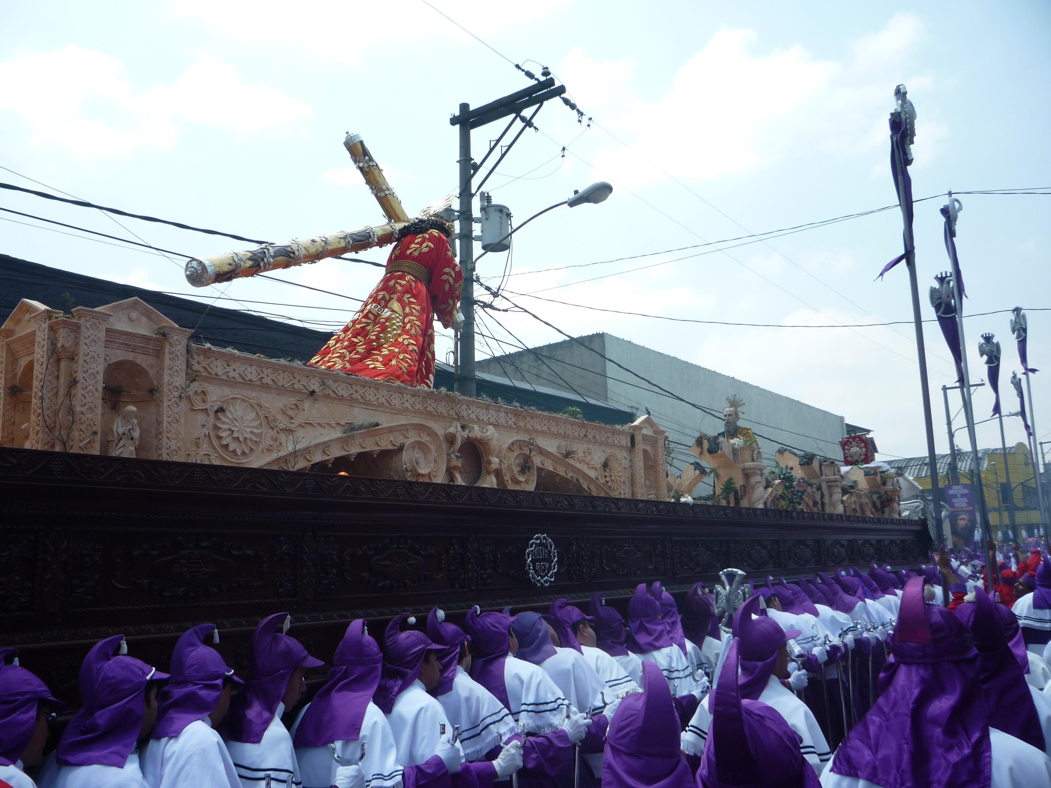 Jesus de Candelaria en 2007. Fotografía de Sergio Monzón (tomada de Wikimedia Commons)