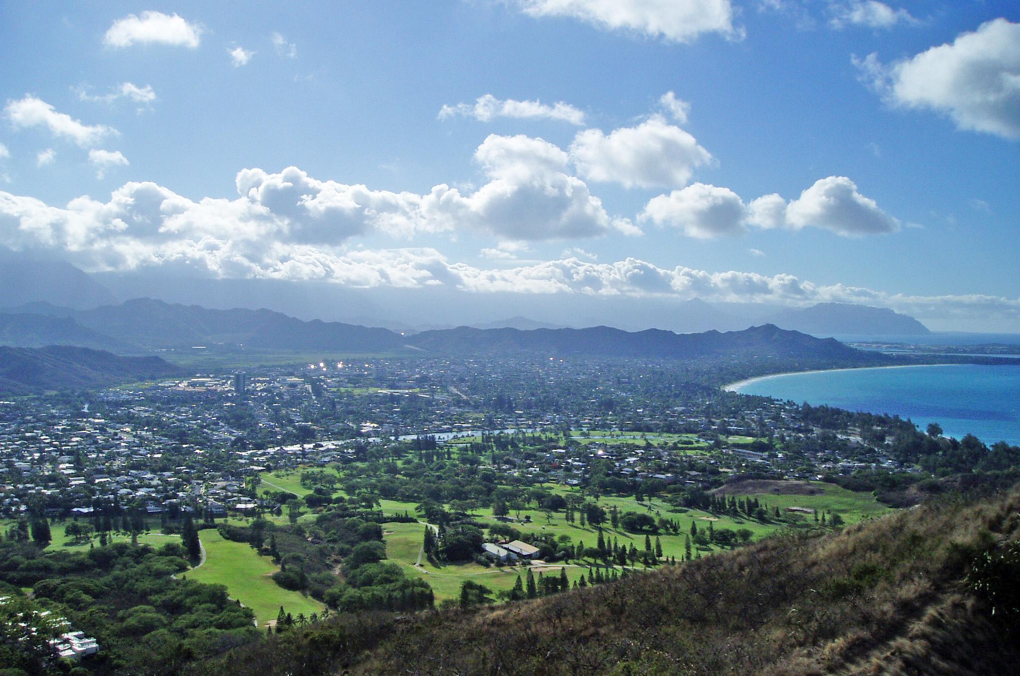 Contea Di Honolulu Hawaii file:kailua oahu - wikimedia commons